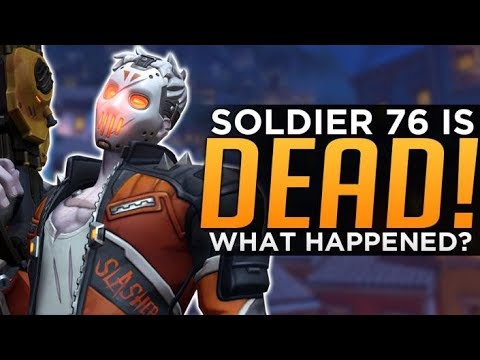 Overwatch: Soldier 76 is DEAD! - What Happened?