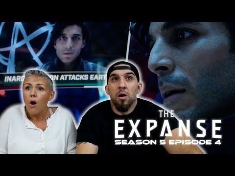 Download The Expanse Season 5 Episode 4 'Gaugamela' REACTION!!