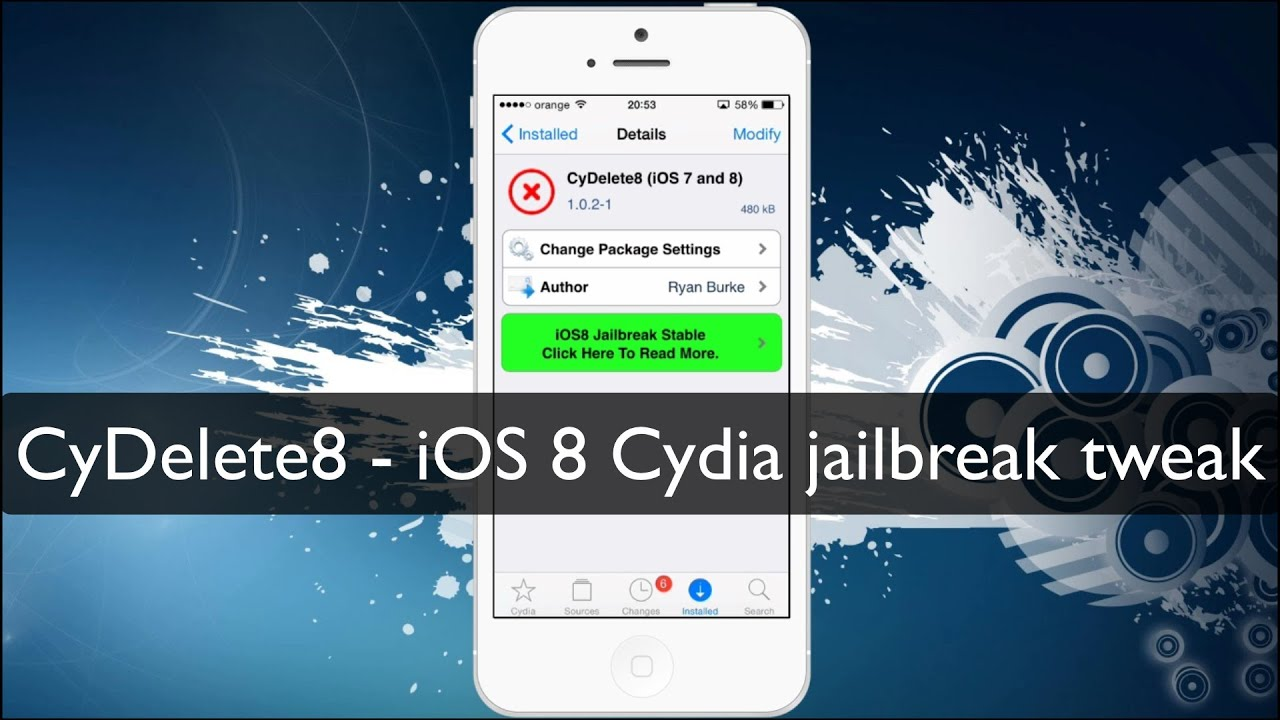 How to deleteuninstall cydia tweaksapps without launch cydia how to deleteuninstall cydia tweaksapps without launch cydia 2015 ccuart Choice Image