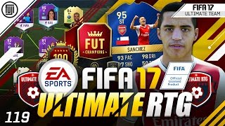 FIFA 17 ULTIMATE ROAD TO GLORY! #119 - PREM TOTS HYPE!!!
