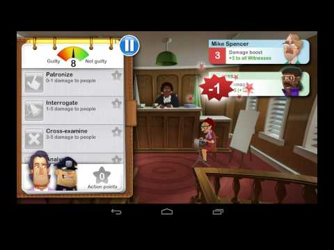 Devil's Attorney (Android Gameplay)