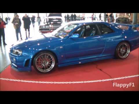 heads up car lovers the iconic 550 bhp nissan skyline r34 gtr owned by paul walker is up for. Black Bedroom Furniture Sets. Home Design Ideas