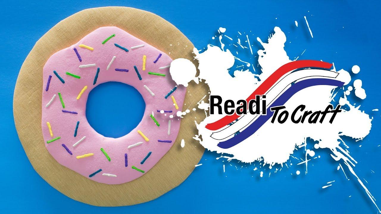 Readi to Craft: Donut