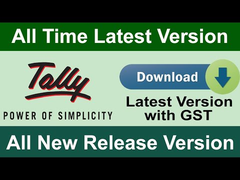 Tally erp 9 latest version free download with crack.