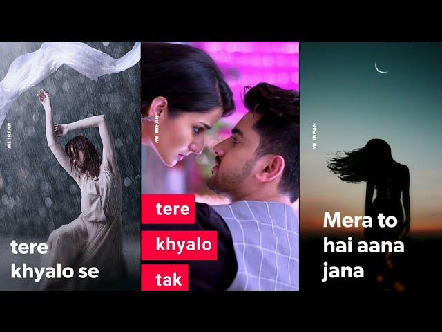 New Romantic whatsapp status song video | New hindi ringtone Love status