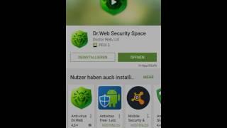 видео Antivirus Dr.web Light для android скачать бесплатно. Приложение Доктор Веб антивирус на андроид.