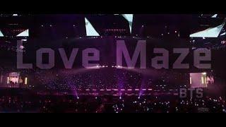 [MGL SUB] BTS (방탄소년단) - Love Maze