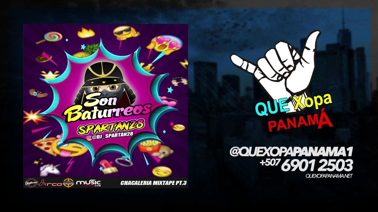 SON BATURREOS MIXTAPE - DJ SPARTAN   #1ENYOUTUBE #AUDIOOFICIAL #ESTRENOS2K20
