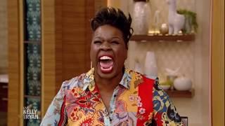 Leslie Jones Loves Live-Tweeting Her Favorite Shows