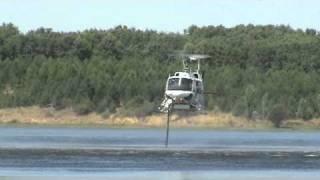 Helicóptero Pantano Antoñán del Valle.MPG
