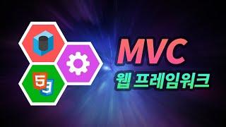 MVC 웹 프레임워크가 뭔가요?