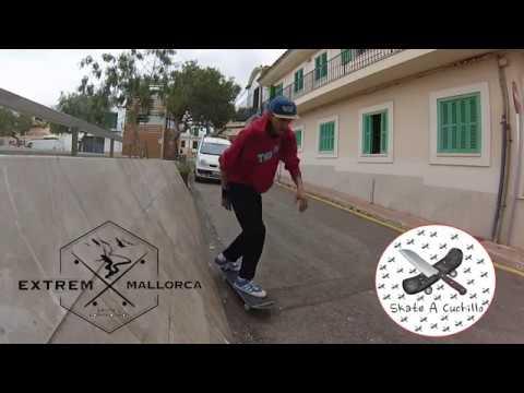 """Skate """"Ratero"""" A Cuchillo"""