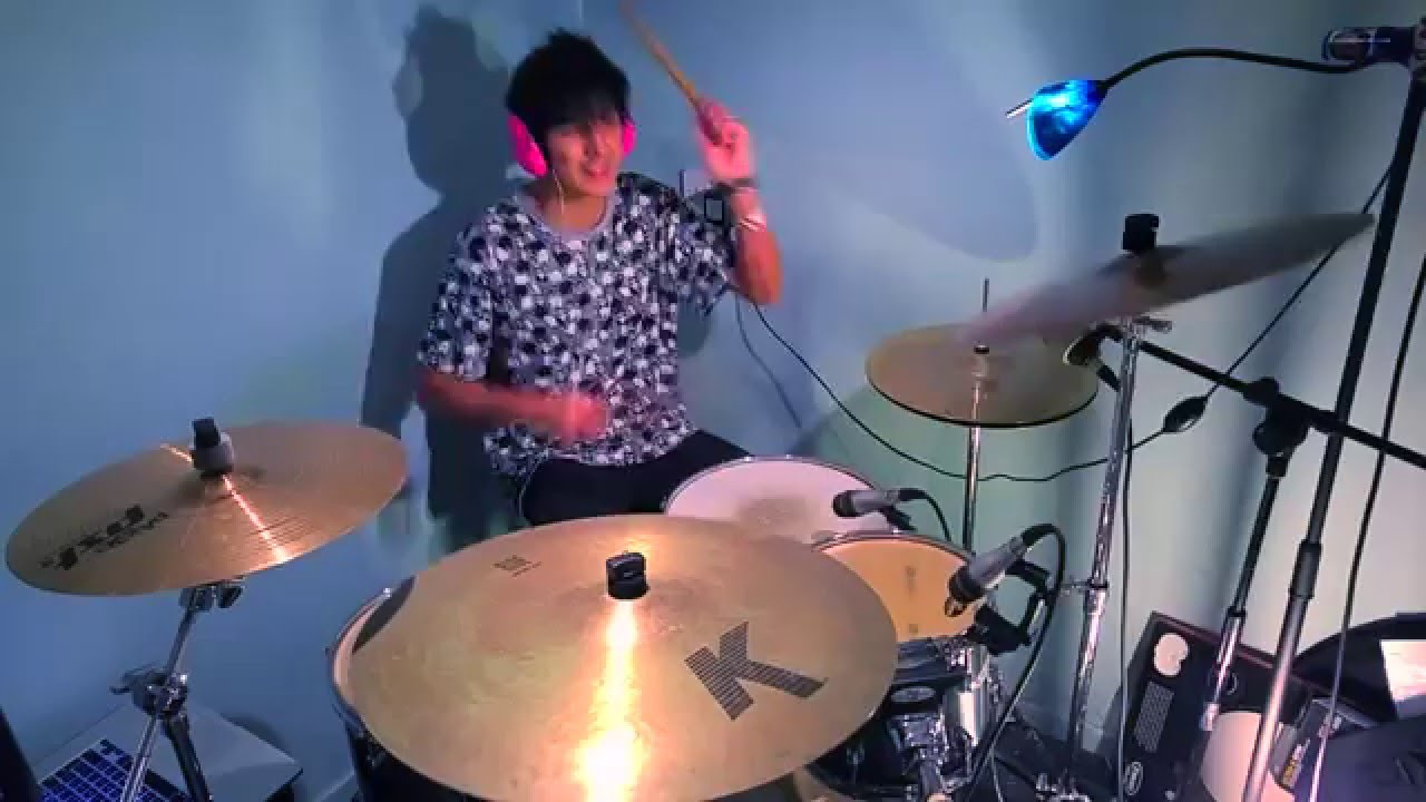 All Time Low   Merry Christmas, Kiss My A**   Drum Cover - YouTube