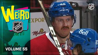 Weird-o de Mayo! | Weird NHL Vol. 55