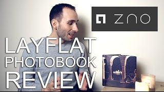 Zno  Artisan State  Lay Flat Photo Book - Review