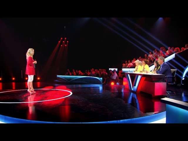 Houdt Klaasje haar zenuwen in bedwang? | K3 Zoekt K3 | VTM
