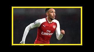 Breaking News | Pierre-Emerick Aubameyang breaks Arsenal club record with goal vs Huddersfield