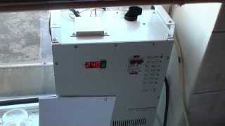 Не греет микроволновка? Выход: 230-240 вольт!