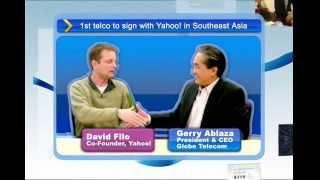 Globe Yahoo CA AVP