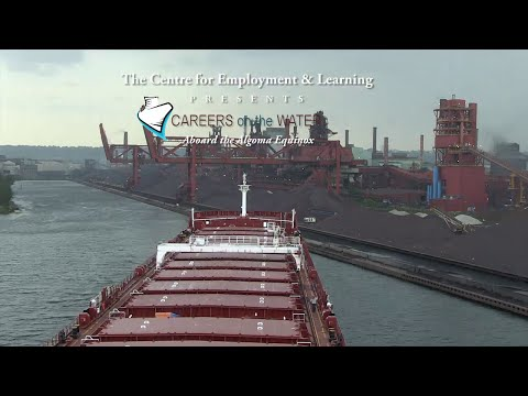 Careers on the Water - Aboard the Algoma Equinox