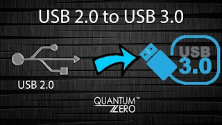How to install USB 3.0 PCI Express card