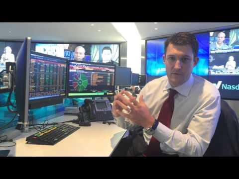 Nasdaq Market Intelligence Desk - Today's Trading 4/13
