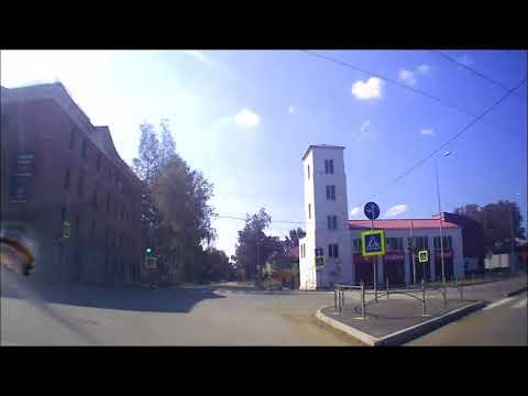 Невьянск | По городу на автомобиле