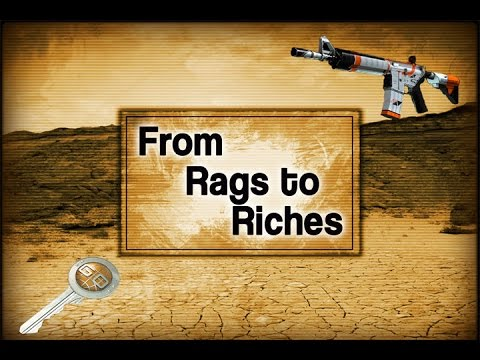 From rags to riches csgo betting predictions football nfl betting lines