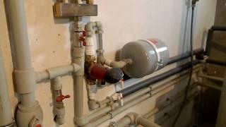 Отопление и водоснабжение коттеджа