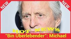 """""""Bin Überlebender"""": Michael Douglas über Zeit nach Krebs"""