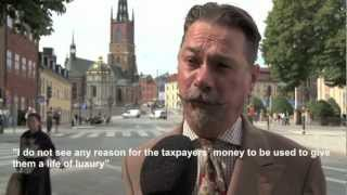 Sweden - Politicians without Privileges - Part 1 - Reporter: Claudia Wallin