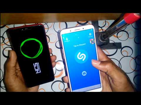 New trick how to find music name Shazam app