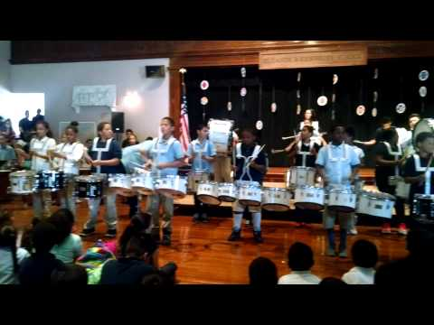 Kennelly School 5th Grade Drummers