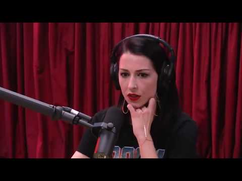 Abby Martin Exposes #Zionism & #Israel on Joe Rogan's Podcast (Strong Language)