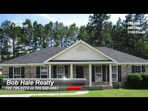 Augusta Ga Real Estate  ] Steve Hale 706 840-4663