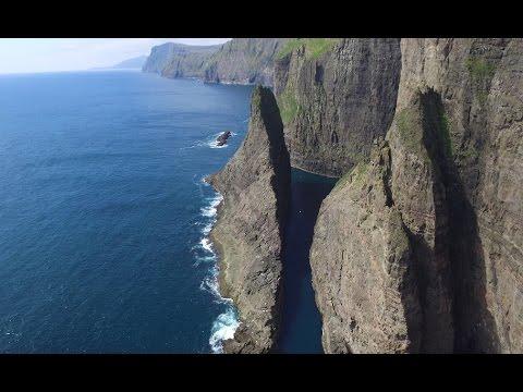 First Ascent - Geituskorardrangur 12.06.2016 Faroe Islands