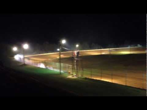 Cleveland County Speedway Oct 26th 2012