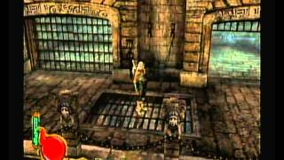 """""""Legacy of Kain: Defiance"""" Xbox Classic opening and gameplay (no commentary, no logos)"""