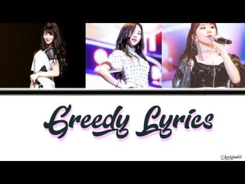 「Greedy」Twice (Color Coded Eng Lyrics) READ PINNED COMMENT