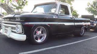 1965 Chevy C 10 Custom Pro Street