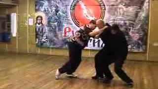 уроки рукопашного боя 1