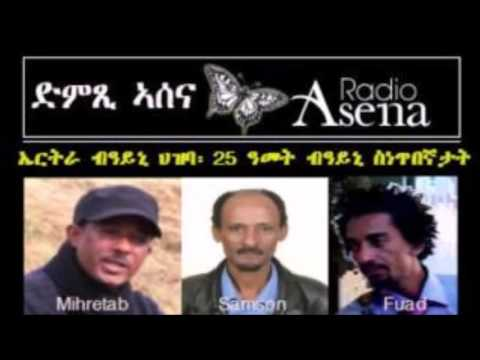 Voice of Assenna: Eritrean Independence, 25 Years on: Artists' Experience – Part 2