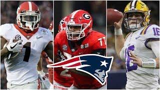 Patriots 2018 Draft Picks: Making Sense of it All