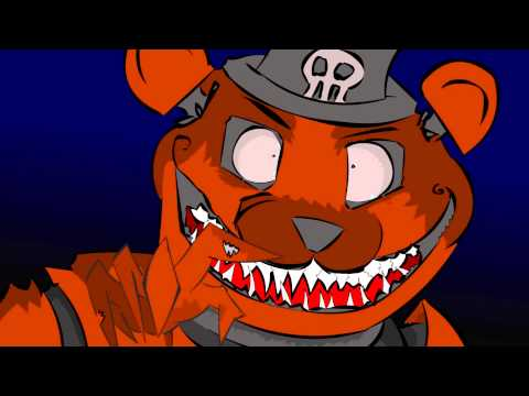 Five Nights at Freddy's 4 Animation - Spoopy!!