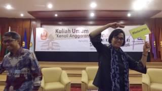 [EVENT] - Mannequin Challenge Bersama Menkeu Sri Mulyani Indrawati