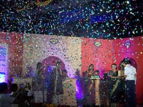stage confetti blast 9884798655 9444320116 youtube
