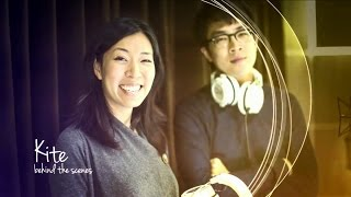 KITE - Behind-the-Scenes - Corrinne May & Charlie Lim