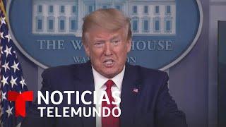 Noticias Telemundo, 6 de abril 2020 | Noticias Telemundo