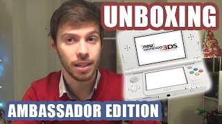 [Unboxing] New Nintendo 3DS (Ambassador Edition)