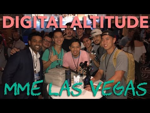 Digital Altitude MME EVENT | Las Vegas 2017